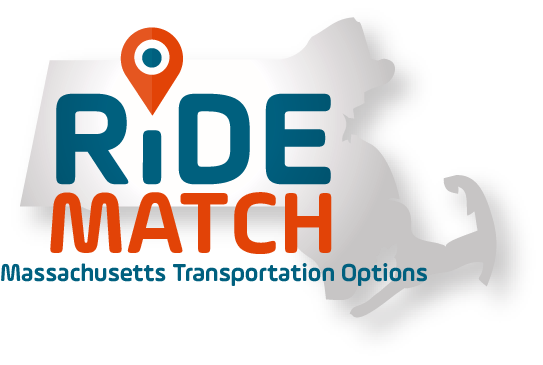 Mass Ride Match White Logo